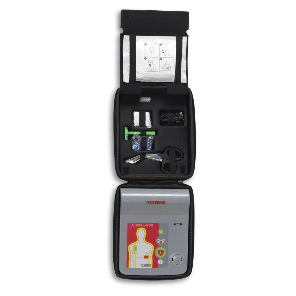 Safety Alert - Telefunken Models HR1 & FA1 Defibrillators 2