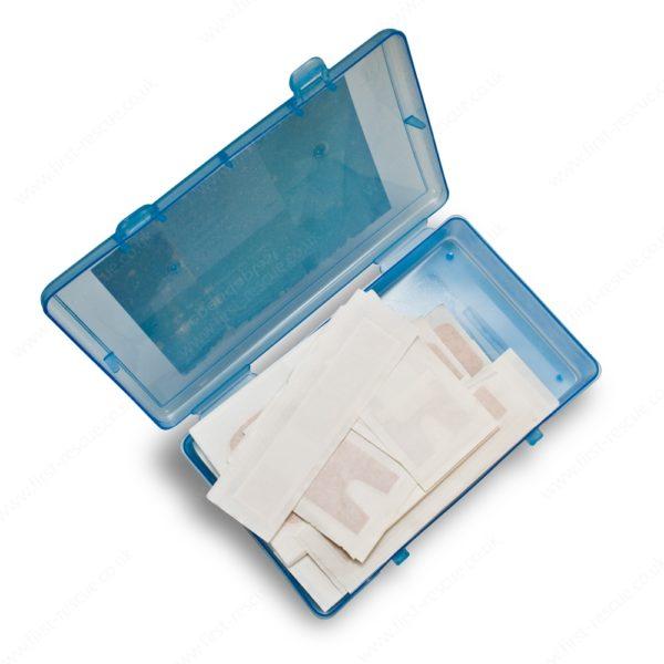Premium Fabric Assorted Plasters (Box of 120) 2