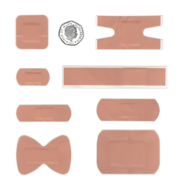 Premium Washproof Assorted Plasters (Box of 120) 5