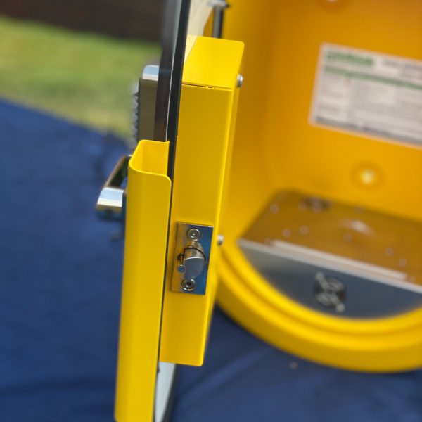 Defibsafe 2 Secure Outdoor Defibrillator Cabinet Locked