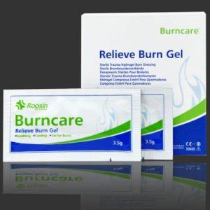 Burncare Burn Gel 3.5g Sachet (Pack of 10) 3