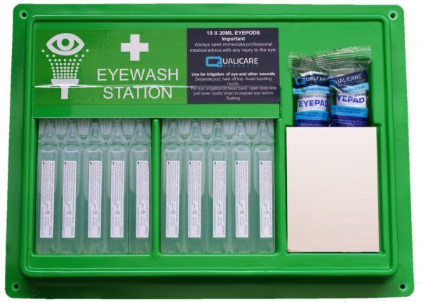 Emergency Eye Wash Pod Station 2