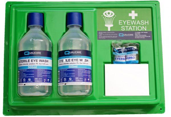 Eye wash wall station 500ml