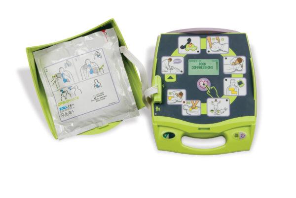 ZOLL AED Plus Semi-Automatic Defibrillator (7 Yr Warranty) 2