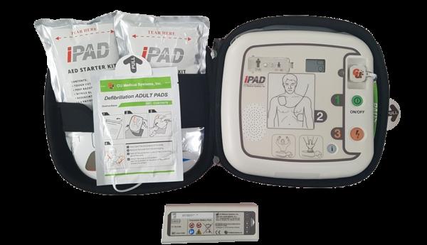 iPAD SP1 Fully-Automatic Defibrillator 4