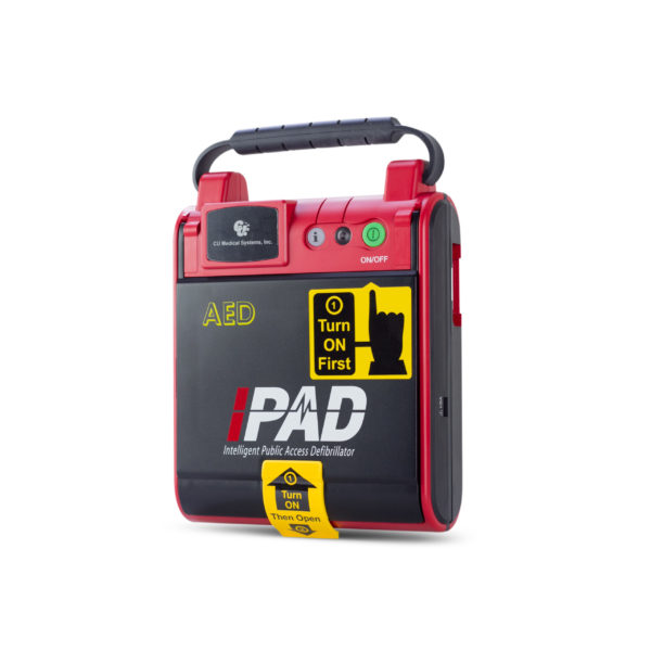 I-PAD SAVER NF1201 Fully-Automatic Defibrillator