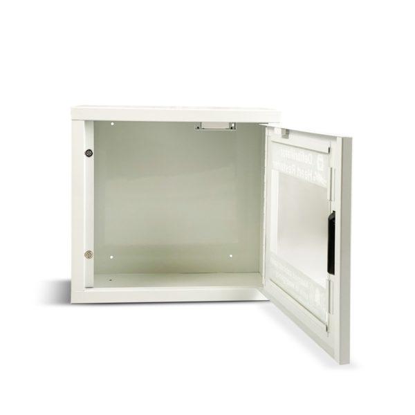 Indoor Steel Defibrillator Cabinet (Universal) 2