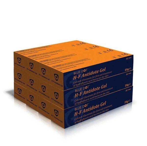 HF Antidote Gel 25g x 12 tubes
