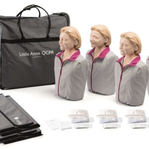 Laerdal little Anne 4 pack