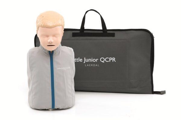 laerdal little junior qcpr manikin