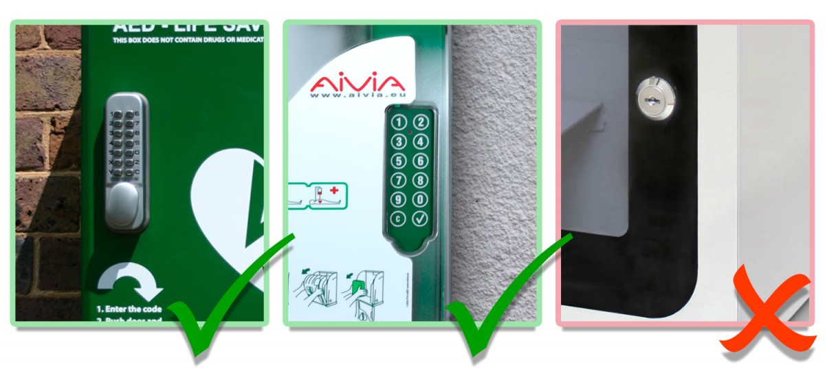Considerations when choosing an outdoor defibrillator cabinet 2