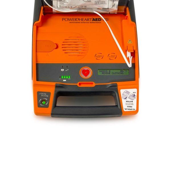 Cardiac Science Powerheart G3 Elite Semi Automatic Defibrillator 5