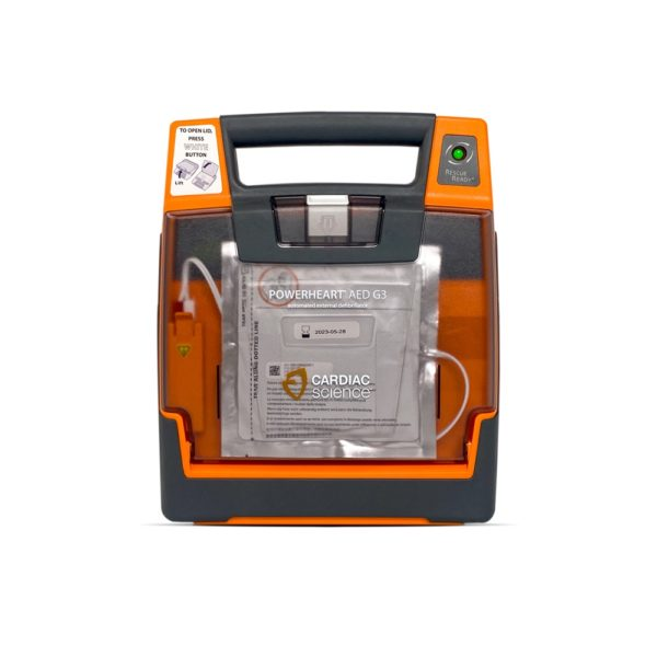 Cardiac Science Powerheart G3 Elite Semi Automatic Defibrillator 6