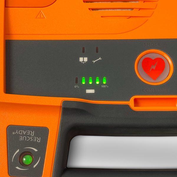Cardiac Science Powerheart G3 Elite Semi Automatic Defibrillator 7