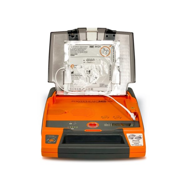 Cardiac Science Powerheart G3 Elite Semi Automatic Defibrillator 9