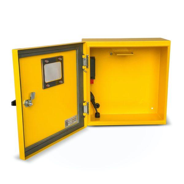 Defib Store 1000 Stainless Steel Defibrillator Cabinet (Unlocked) 1