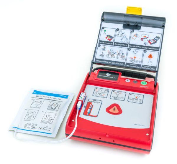 iPad Saver NF1200 Semi-Auto Defibrillator Mega Sale 4