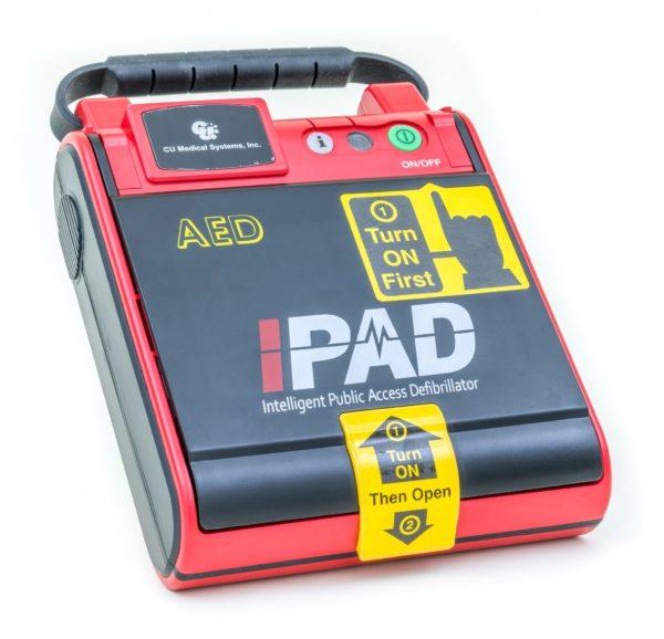 iPad Saver NF1200 Semi-Auto Defibrillator Mega Sale 3