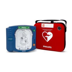 Philips HeartStart HS1 Defibrillator with Slim Carry Case 3