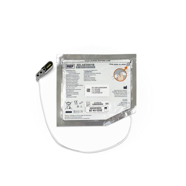 Powerheart G5 Adult Defibrillator Pads