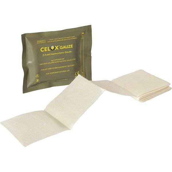 Celox Haemostatic Gauze 5 foot