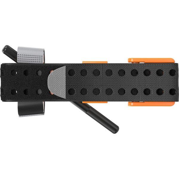 SAM XT Extremity Tourniquet, Civilian - Black / Orange