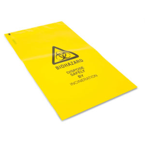Clinical Waste Bag Small pk 10