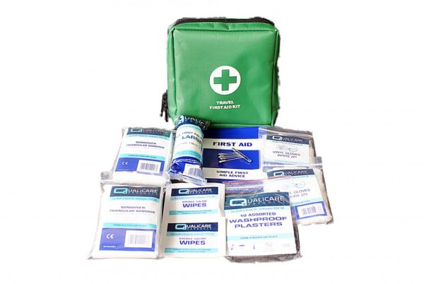 Travel First Aid Kit 1 Person 3