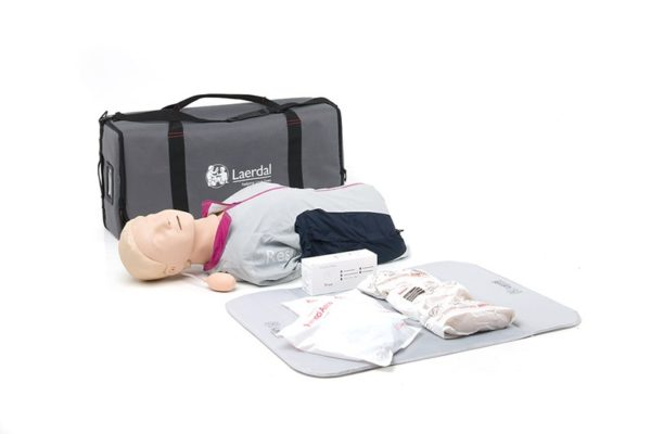 Laerdal Resusci Anne First Aid Torso with Carry Bag 170-00150