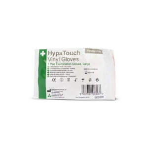HypaTouch Vinyl Gloves 1 Pair Large