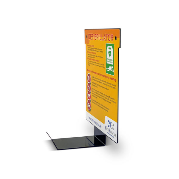 Universal AED Wall Hanger
