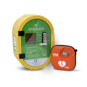 iPAD SP1 Fully-Automatic Defibrillator Outdoor Package
