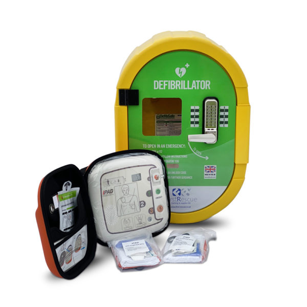 iPAD SP1 Fully-Automatic Defibrillator Outdoor Package Full