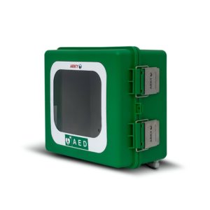ARKY Outdoor AED Cabinet c/w Heating & Alarm