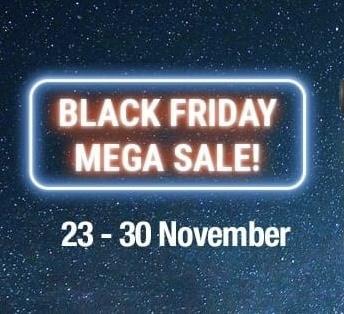 BLACK FRIDAY MEGA SALE 2020 3