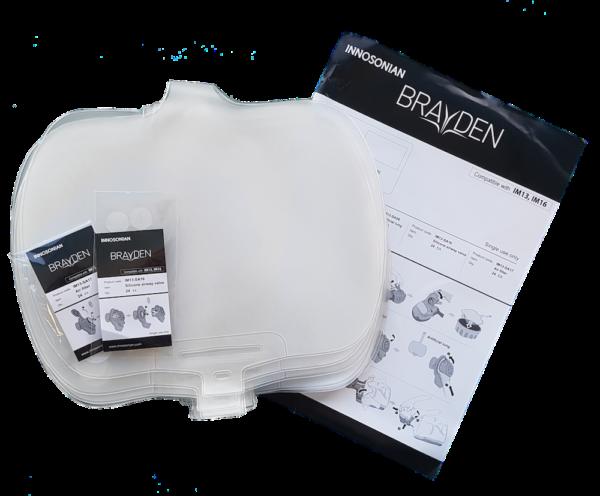 Brayden Artificial Lung Kit 24 Pack