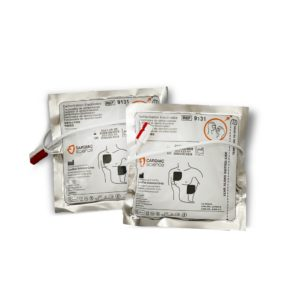 Cardiac Science G3 Adult Defibrillation Pads Twin Pack