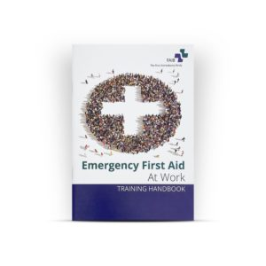 Emergency First Aid at Work Book (FAIB) 4