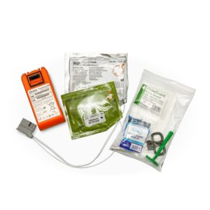 Cardiac Science G5 Pad with CPR & Battery Bundle 3