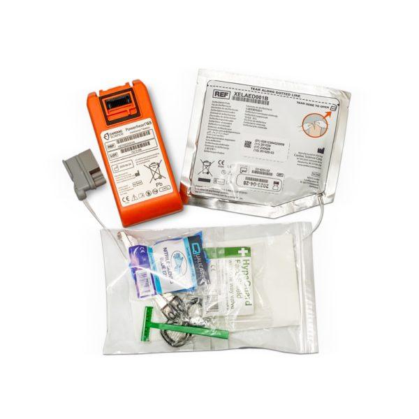Cardiac Science G5 Pads & Battery Bundle 2