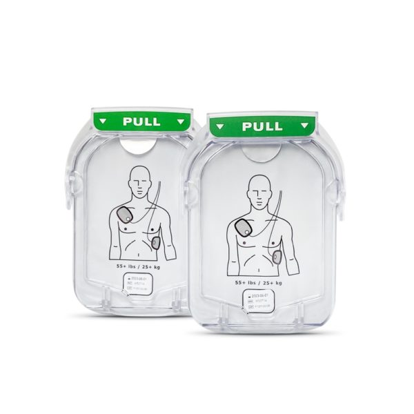 HS1 Adult Smart Pads Cartridge Twin Pack