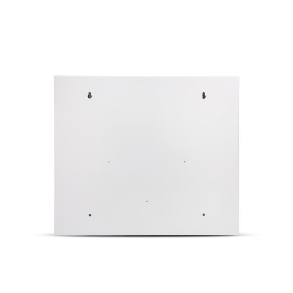 AED Protect Indoor White Cabinet with Alarm