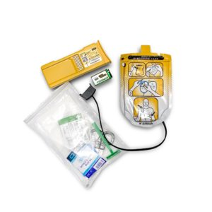 Defibtech Lifeline Adult Electrode Pads & Battery Pack (7 years) Bundle 4
