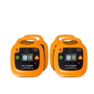 AED Trainer ATM-112 Pack of 4 2